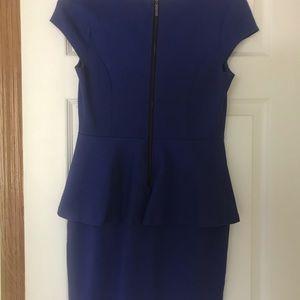 Kensie Dresses - Kensie Peplum Dress